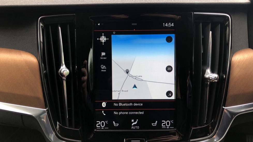 Volvo S90 D4 Inscription Auto, Nav, Winter Pack, Heated Screen, Heated Steering Wheel, DAB, Adaptive Cruise image 5