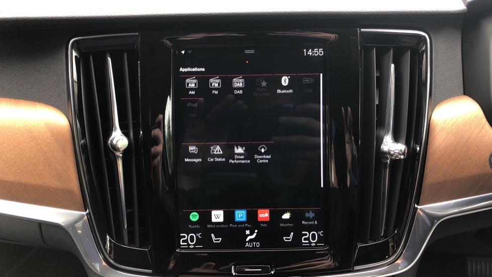 Volvo S90 D4 Inscription Auto, Nav, Winter Pack, Heated Screen, Heated Steering Wheel, DAB, Adaptive Cruise image 22