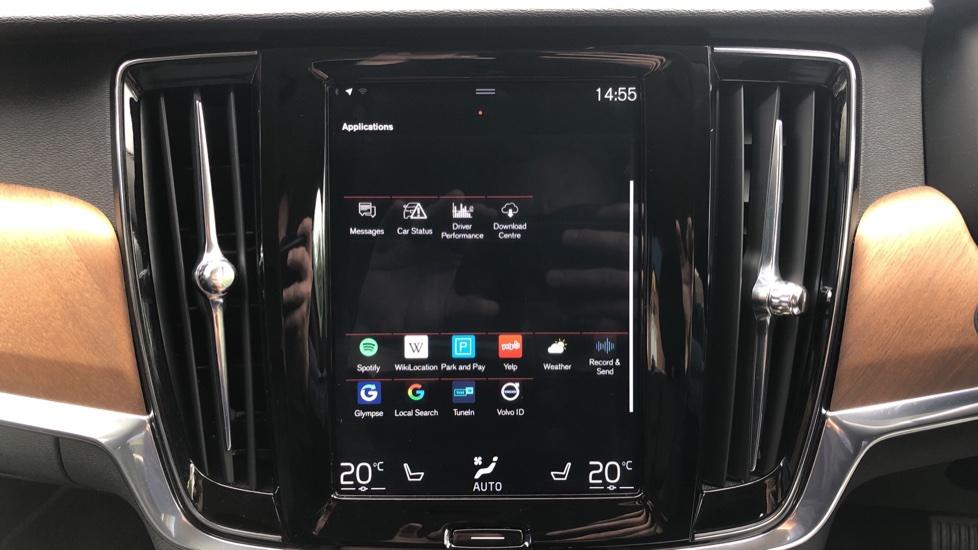 Volvo S90 D4 Inscription Auto, Nav, Winter Pack, Heated Screen, Heated Steering Wheel, DAB, Adaptive Cruise image 23