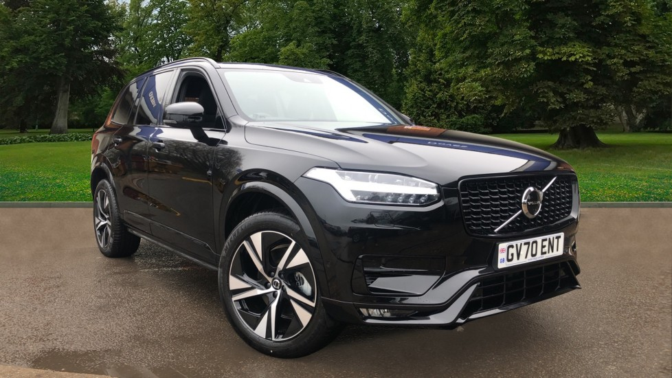 Volvo XC90 B5P Mild Hybrid R Design AWD Auto, Lounge, Climate & Driver Assist Packs, Sunroof, 360 Camera 2.0 Petrol/Electric Automatic 5 door 4x4 (2021) image