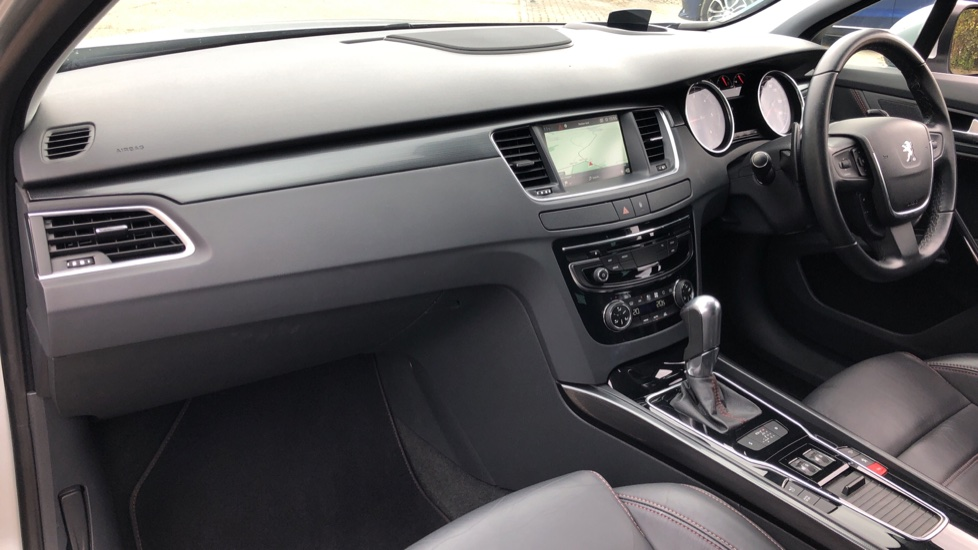 Peugeot 508 2.0 BlueHDi 180 GT 5 Door Estate Auto, Nav, Sunroof, Electric & Heated Front Seats, CarPlay, HUD image 12