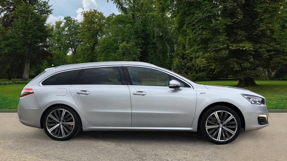Peugeot 508 2.0 BlueHDi 180 GT 5 Door Estate Auto, Nav, Sunroof, Electric & Heated Front Seats, CarPlay, HUD image 2