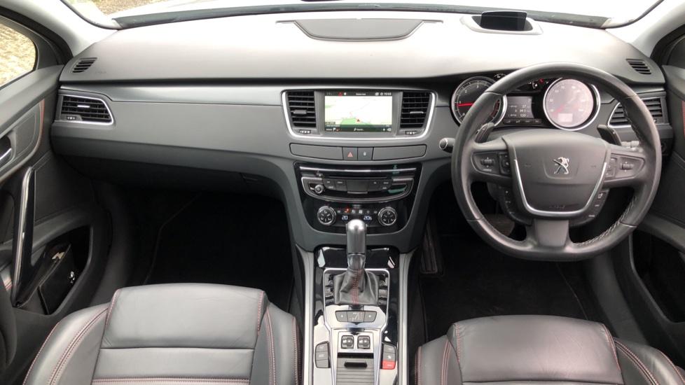 Peugeot 508 2.0 BlueHDi 180 GT 5 Door Estate Auto, Nav, Sunroof, Electric & Heated Front Seats, CarPlay, HUD image 11