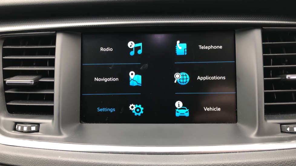 Peugeot 508 2.0 BlueHDi 180 GT 5 Door Estate Auto, Nav, Sunroof, Electric & Heated Front Seats, CarPlay, HUD image 31