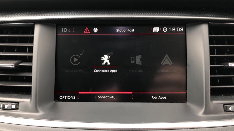 Peugeot 508 2.0 BlueHDi 180 GT 5 Door Estate Auto, Nav, Sunroof, Electric & Heated Front Seats, CarPlay, HUD image 33