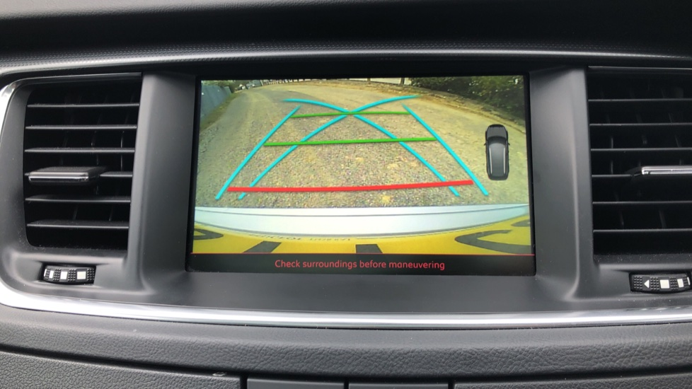 Peugeot 508 2.0 BlueHDi 180 GT 5 Door Estate Auto, Nav, Sunroof, Electric & Heated Front Seats, CarPlay, HUD image 8