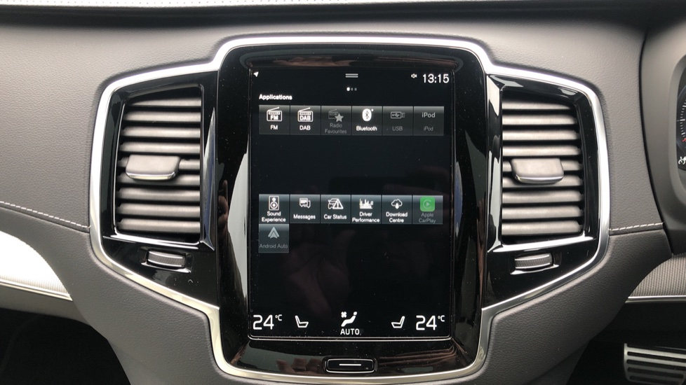 Volvo XC90 T8 Recharge PHEV R Design Pro AWD Auto, Lounge, Driver Assist & Climate Packs, B & W Audio image 31