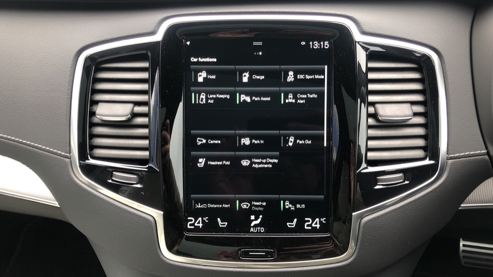 Volvo XC90 T8 Recharge PHEV R Design Pro AWD Auto, Lounge, Driver Assist & Climate Packs, B & W Audio image 32