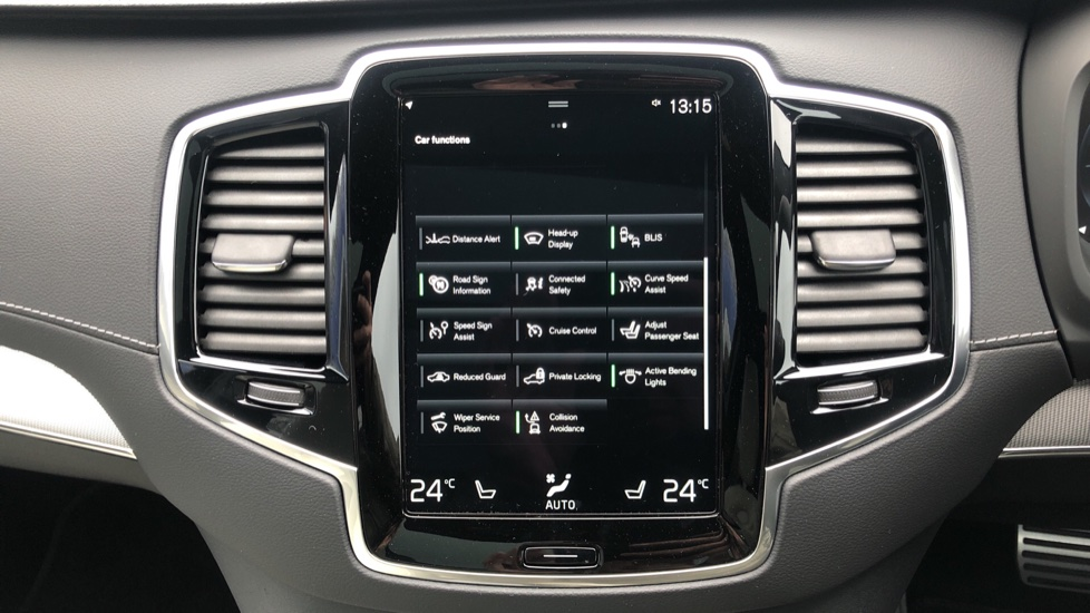 Volvo XC90 T8 Recharge PHEV R Design Pro AWD Auto, Lounge, Driver Assist & Climate Packs, B & W Audio image 33