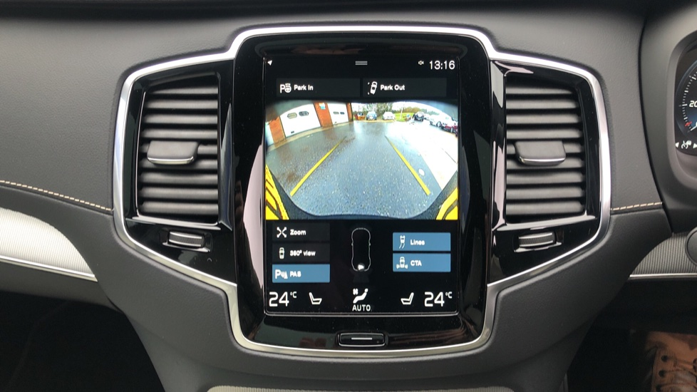Volvo XC90 T8 Recharge PHEV R Design Pro AWD Auto, Lounge, Driver Assist & Climate Packs, B & W Audio image 38