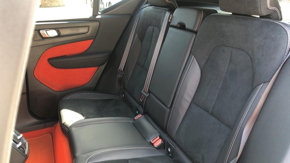 Volvo XC40 T5 AWD R Design Nav Auto with BLIS, Heated Screen, Keyless Entry, Rear Camera, Lava Carpets image 20