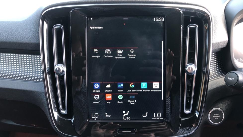 Volvo XC40 T5 AWD R Design Nav Auto with BLIS, Heated Screen, Keyless Entry, Rear Camera, Lava Carpets image 23