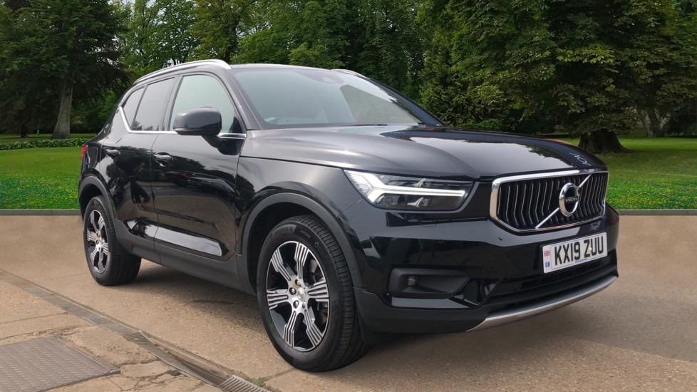 Volvo XC40 D3 AWD Inscription Nav Auto, Heated Screen, Keyless Drive, Tempa Spare, TInts, Red Leather 2.0 Diesel Automatic 5 door 4x4 (2019)