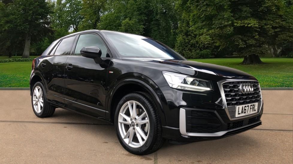Audi Q2 1.4 TFSI S Line S Auto, Rear Park Camera, Park System Plus, Front & Rear Sensors, Privacy Glass Automatic 5 door Estate