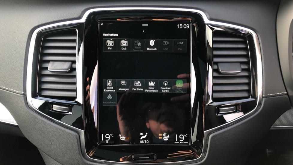 Volvo XC90 B5P Mild Hybrid R Design Pro AWD Auto, Lounge, Climate & Driver Assist Packs, Sunroof, B & W image 28