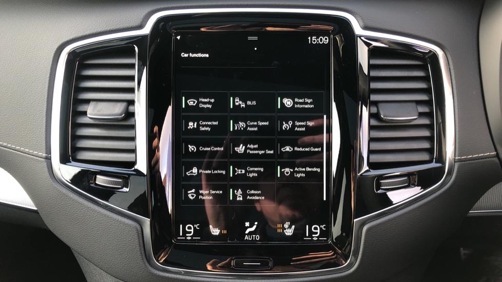 Volvo XC90 B5P Mild Hybrid R Design Pro AWD Auto, Lounge, Climate & Driver Assist Packs, Sunroof, B & W image 30