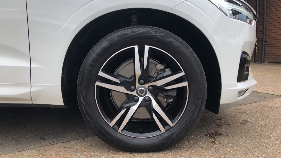 Volvo XC60 B4D Mild Hybrid R Design Nav  AWD Auto, Rear Camera, Parks Sensors, DAB Radio, Cruise Control image 22