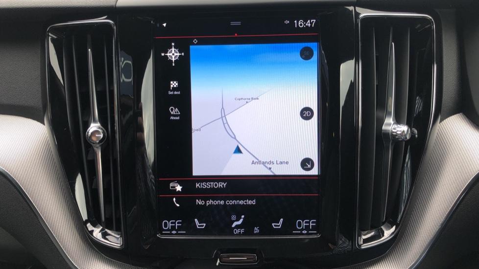 Volvo XC60 B4D Mild Hybrid R Design Nav  AWD Auto, Rear Camera, Parks Sensors, DAB Radio, Cruise Control image 5
