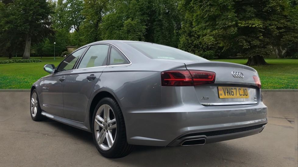 Audi A6 2.0 TDI Ultra S Line Auto, Navigation, Front & Rear Sensors, IPod, Bluetooth Phone & Audio image 3