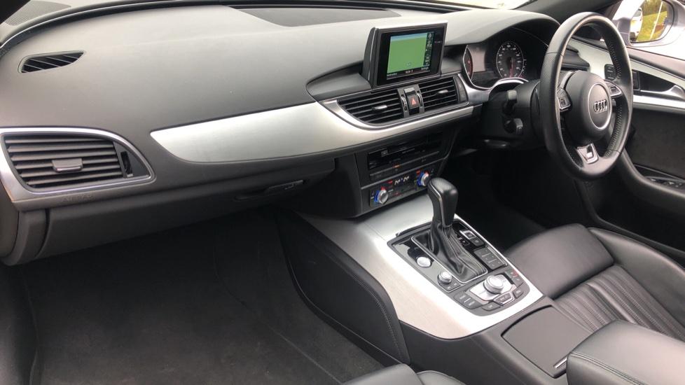 Audi A6 2.0 TDI Ultra S Line Auto, Navigation, Front & Rear Sensors, IPod, Bluetooth Phone & Audio image 8