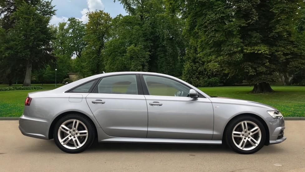 Audi A6 2.0 TDI Ultra S Line Auto, Navigation, Front & Rear Sensors, IPod, Bluetooth Phone & Audio image 2