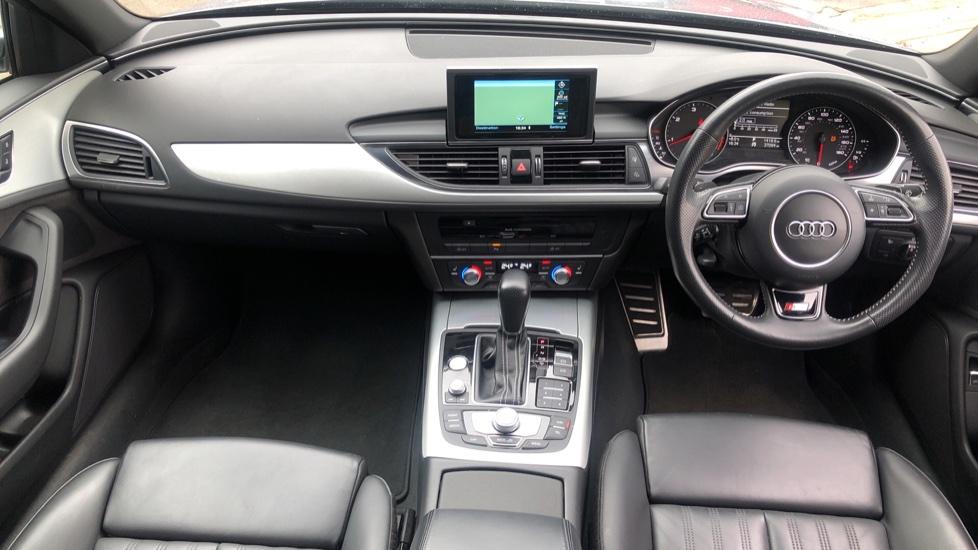 Audi A6 2.0 TDI Ultra S Line Auto, Navigation, Front & Rear Sensors, IPod, Bluetooth Phone & Audio image 7