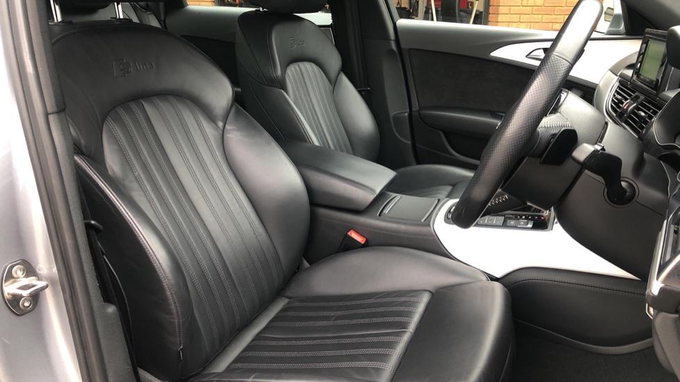 Audi A6 2.0 TDI Ultra S Line Auto, Navigation, Front & Rear Sensors, IPod, Bluetooth Phone & Audio image 16