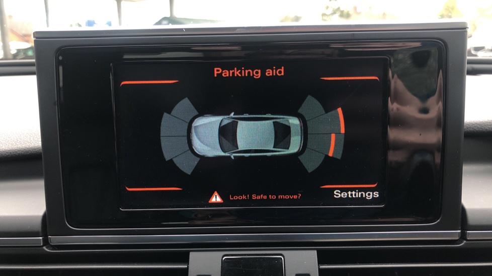 Audi A6 2.0 TDI Ultra S Line Auto, Navigation, Front & Rear Sensors, IPod, Bluetooth Phone & Audio image 6