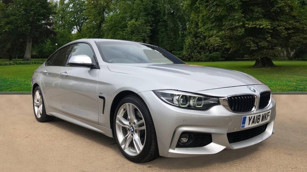 BMW 4 Series 440i Gran Coupe M Sport Auto, 5dr Hatch, Nav, Sports Seats, Park Sensors, Heated Seats 3.0 Automatic Hatchback