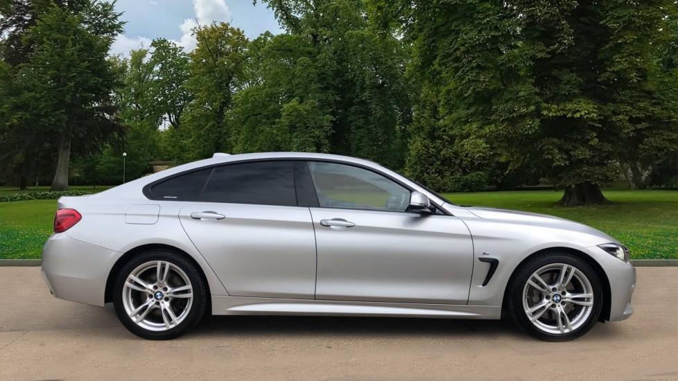 BMW 4 Series 440i Gran Coupe M Sport Auto, 5dr Hatch, Nav, Sports Seats, Park Sensors, Heated Seats image 2