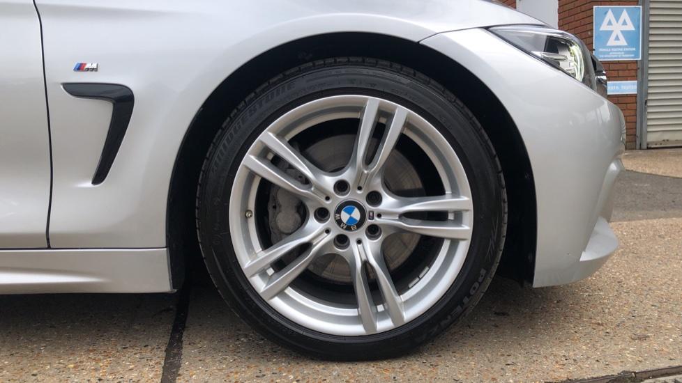 BMW 4 Series 440i Gran Coupe M Sport Auto, 5dr Hatch, Nav, Sports Seats, Park Sensors, Heated Seats image 34