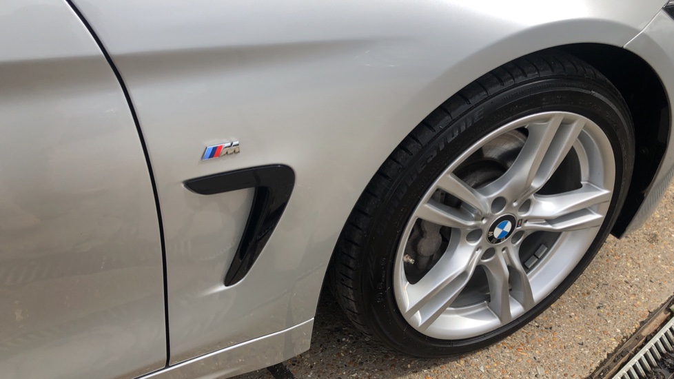 BMW 4 Series 440i Gran Coupe M Sport Auto, 5dr Hatch, Nav, Sports Seats, Park Sensors, Heated Seats image 37