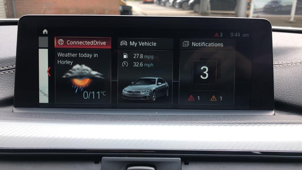 BMW 4 Series 440i Gran Coupe M Sport Auto, 5dr Hatch, Nav, Sports Seats, Park Sensors, Heated Seats image 24