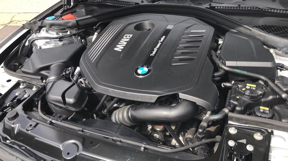 BMW 4 Series 440i Gran Coupe M Sport Auto, 5dr Hatch, Nav, Sports Seats, Park Sensors, Heated Seats image 38