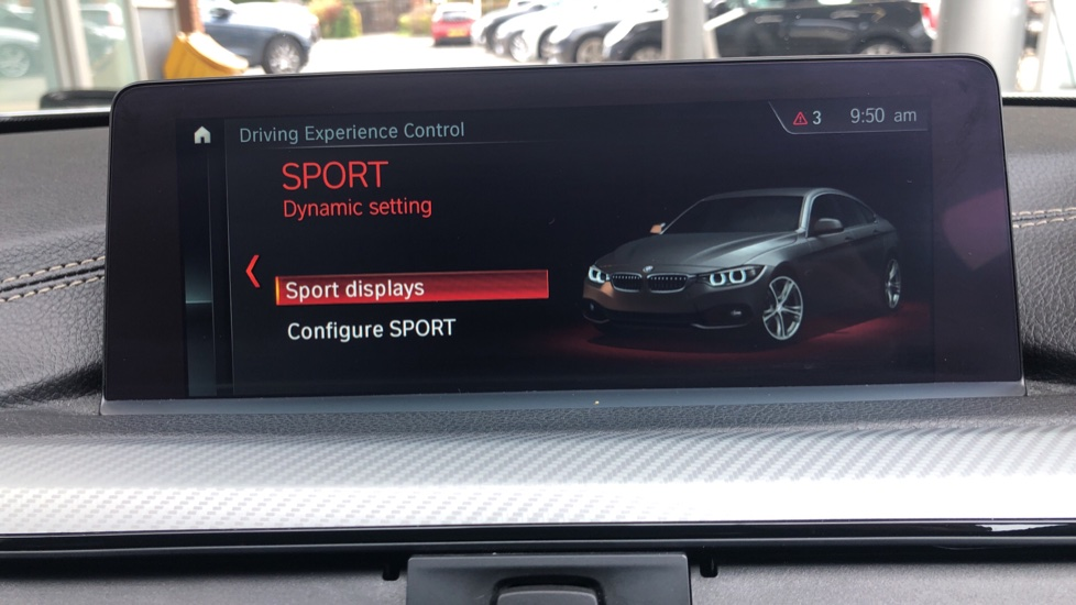 BMW 4 Series 440i Gran Coupe M Sport Auto, 5dr Hatch, Nav, Sports Seats, Park Sensors, Heated Seats image 25