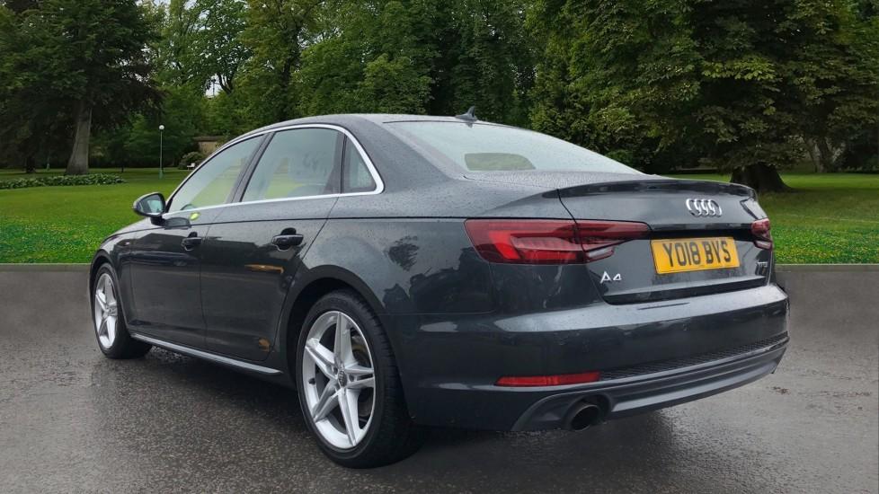 Audi A4 2.0T FSI S Line S Tronic Auto, Nav, Virtual Cockpit, Wireless Phone Charging, Parking Sensors, DAB image 3