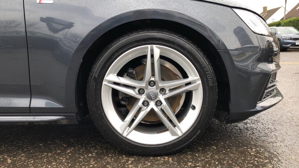 Audi A4 2.0T FSI S Line S Tronic Auto, Nav, Virtual Cockpit, Wireless Phone Charging, Parking Sensors, DAB image 19