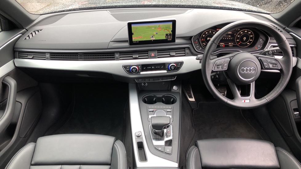 Audi A4 2.0T FSI S Line S Tronic Auto, Nav, Virtual Cockpit, Wireless Phone Charging, Parking Sensors, DAB image 9