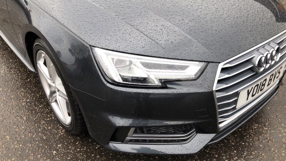 Audi A4 2.0T FSI S Line S Tronic Auto, Nav, Virtual Cockpit, Wireless Phone Charging, Parking Sensors, DAB image 20