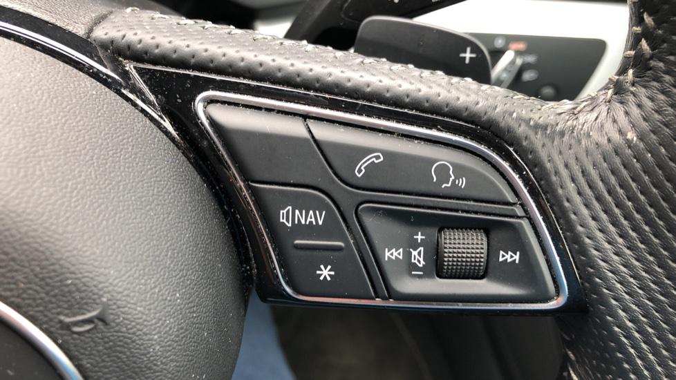 Audi A4 2.0T FSI S Line S Tronic Auto, Nav, Virtual Cockpit, Wireless Phone Charging, Parking Sensors, DAB image 13