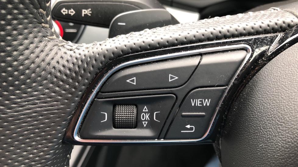 Audi A4 2.0T FSI S Line S Tronic Auto, Nav, Virtual Cockpit, Wireless Phone Charging, Parking Sensors, DAB image 12