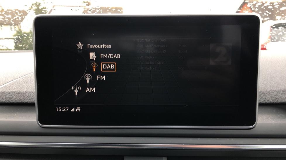 Audi A4 2.0T FSI S Line S Tronic Auto, Nav, Virtual Cockpit, Wireless Phone Charging, Parking Sensors, DAB image 31