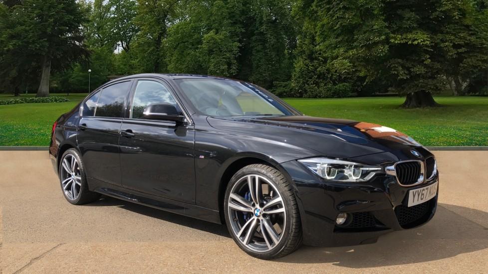 BMW 3 Series 335d xDrive M Sport Auto, Nav, Sunroof, Wireless Phone Charging, Head Up Display, DAB, Rear Camera 3.0 Diesel Automatic 4 door 4x4 (2017)