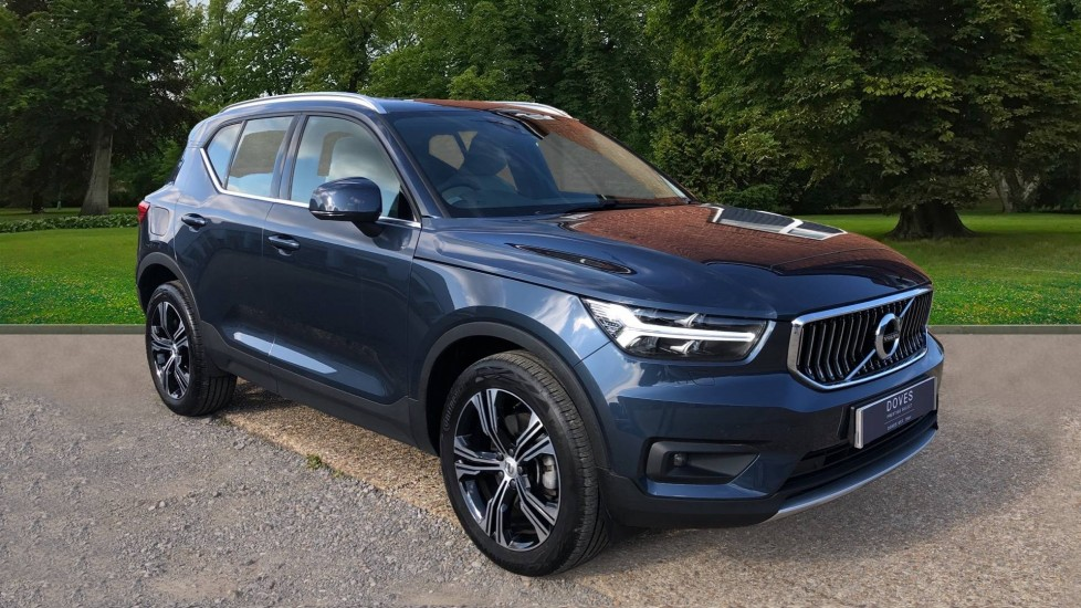 Volvo XC40 T4 FWD Inscription Pro Nav Auto with F & R Sensors, H/Screen, Active Bend Lights, Powered Tailgate 2.0 Automatic 5 door Estate (2019)