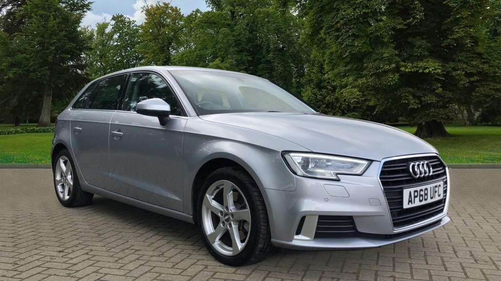 Audi A3 2.0 TFSI 190hp Sport 5 Dr Manual with Bluetooth Phone/Audio, Sports Seats, Audi Park System Plus 5 door Hatchback (2019)