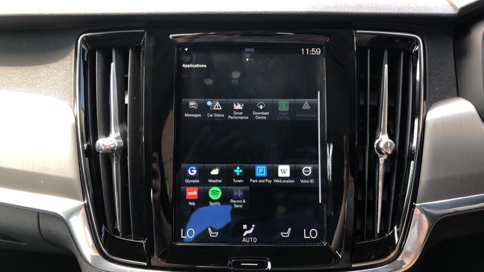 Volvo S90 D4 Momentum Nav Auto with Rear Cam, Adaptive Cruise Control, Lane Keeping Aid & Keyless Drive image 21