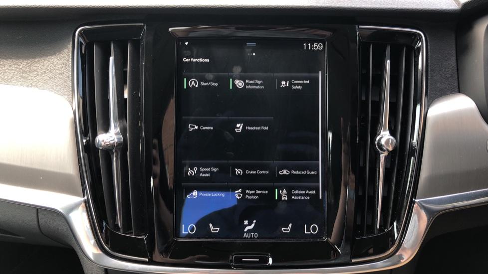 Volvo S90 D4 Momentum Nav Auto with Rear Cam, Adaptive Cruise Control, Lane Keeping Aid & Keyless Drive image 23