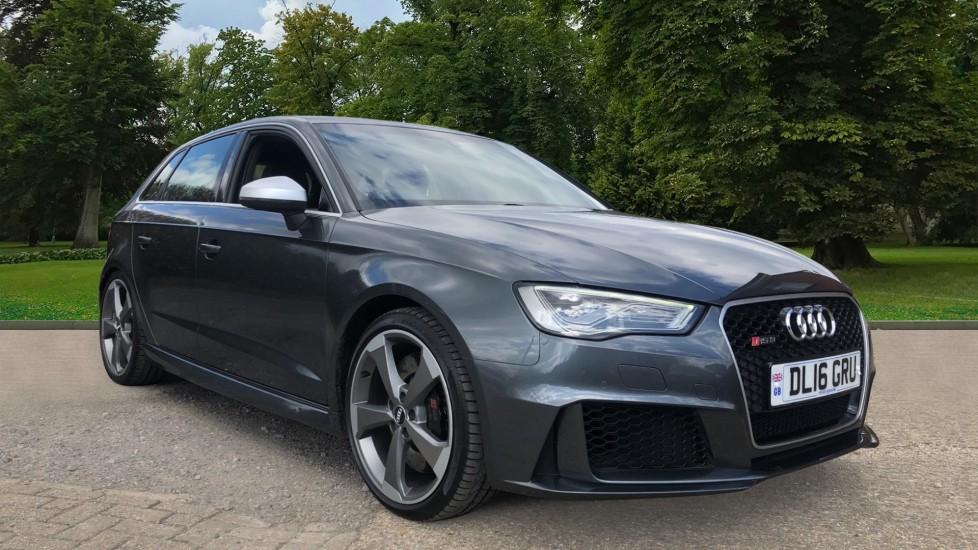 Audi RS3 2.5 TFSI RS 3 Quattro S 7 Speed Auto, 362bhp, Nav, Bang & Olufsen, Rear Sensors, Heated Seats image 1