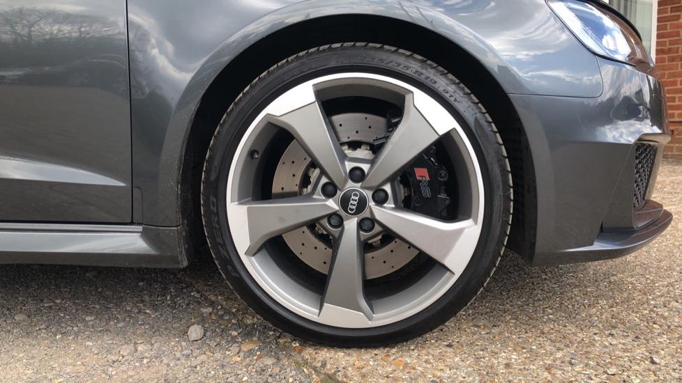 Audi RS3 2.5 TFSI RS 3 Quattro S 7 Speed Auto, 362bhp, Nav, Bang & Olufsen, Rear Sensors, Heated Seats image 22