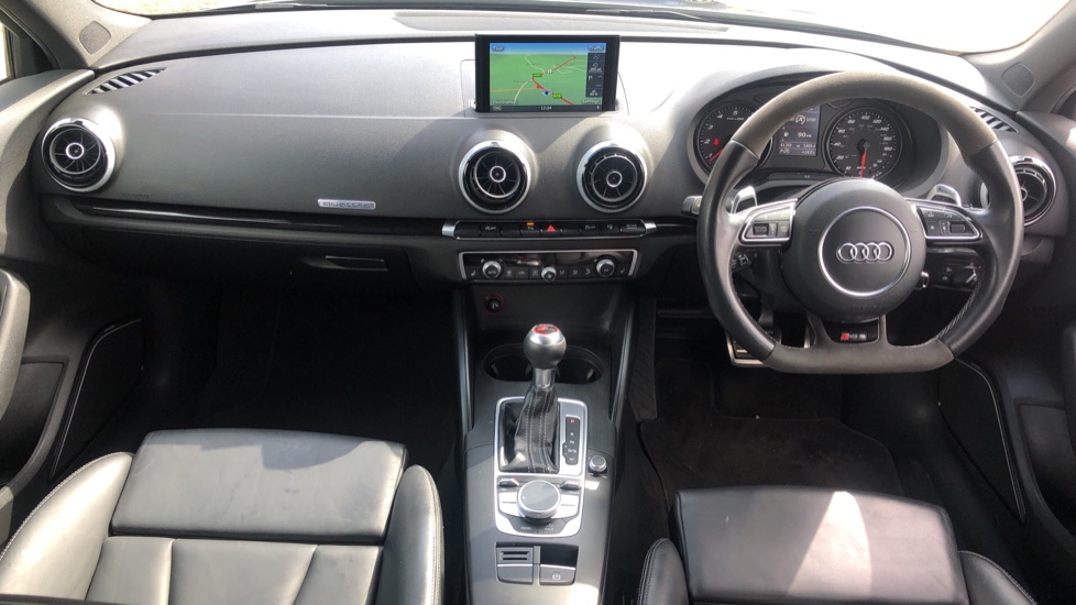 Audi RS3 2.5 TFSI RS 3 Quattro S 7 Speed Auto, 362bhp, Nav, Bang & Olufsen, Rear Sensors, Heated Seats image 8